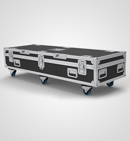 6FT Heavy Duty Road Trunk