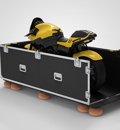 Motorbike Flight Case