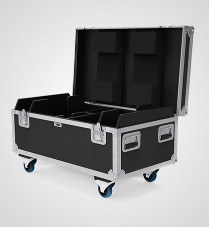 Double Chain Hoist Flight Case