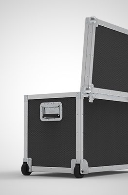 LS1 Studio Panel Flightcase