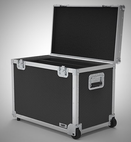 Hilio T12 Lighting Panel Case