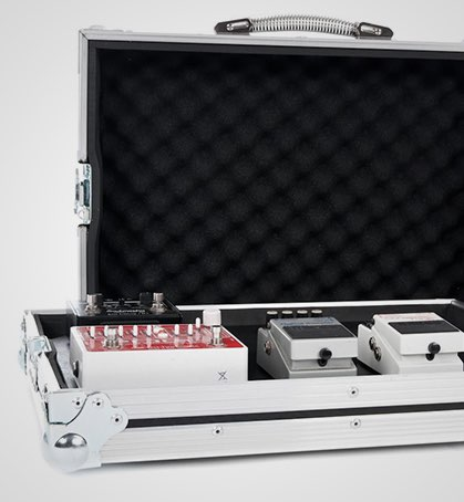 Large Pedalboard Flight Case