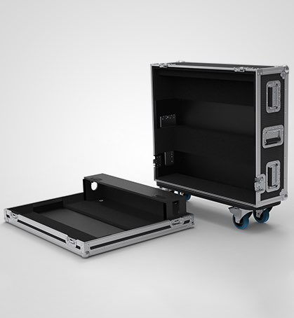 CDC Five Flight Case