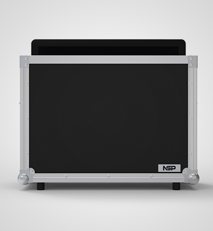 BenQ SQ271 27 inch Monitor Flight Case