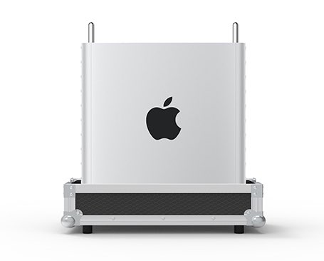 Mac Pro flight Cases