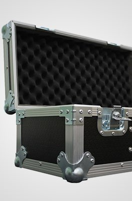 Microphone flight Case
