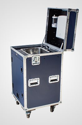 Contact Free Hand Washing Workstation