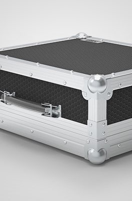 Allen & Heath Zed 10 Flight Case
