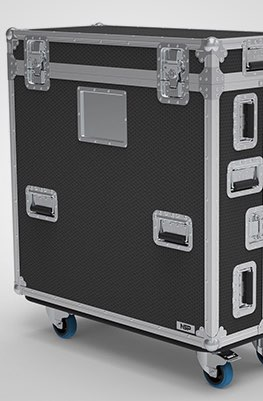 Allen & Heath Zed 436 Flight Case