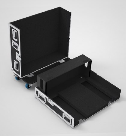 Zed 436 Flight Case