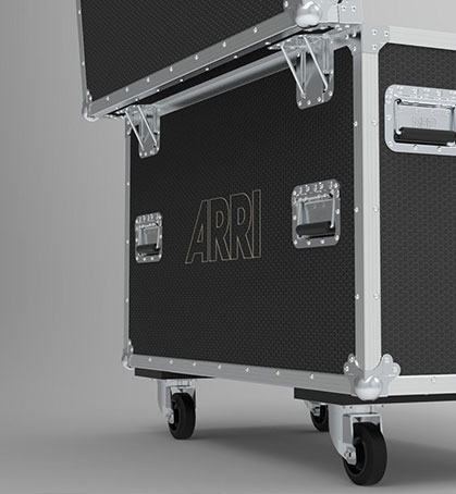 ARRI True Blue T1 Flight Case