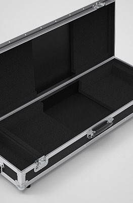 Triton LE-76 Keyboard Flightcase