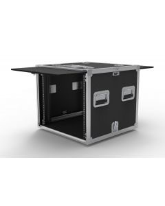10U Slide & Slam Shockmount Rack Case
