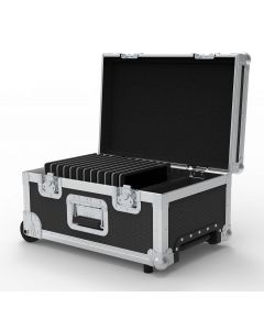 Multi Berth Apple iPad Pull Along Flight Case