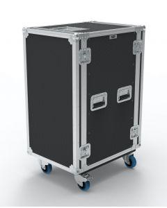 22U Rack Flight Case