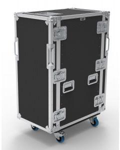 24U Rack Flight Case