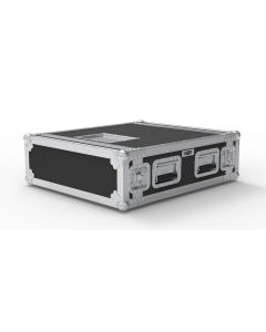 2U Foam Shockmount Rack Flight Case