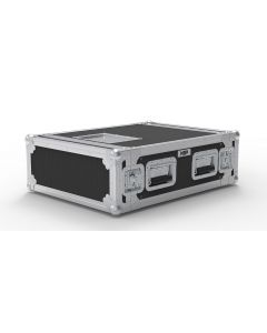 3u Rack Flight Case - 450mm Deep