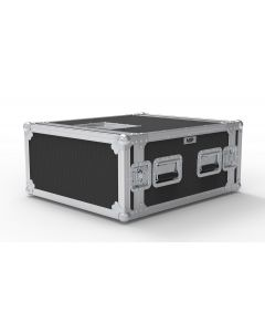 4U Foam Shockmount Rack Flight Case