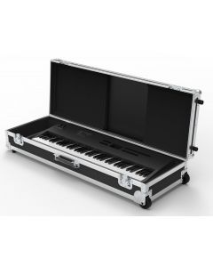 NSP Custom 61 Note Professional Keyboard Flight Case
