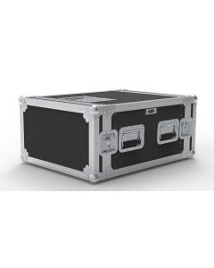 6U Heavy Duty Rack Flight Case