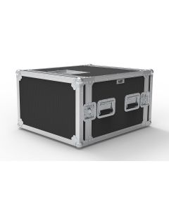 6U Foam Shockmount Rack Flight Case