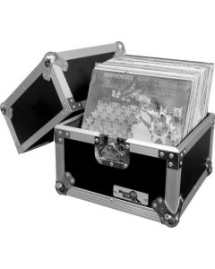 80 Piece 7 inch LP Flight Case - Manufactured in House