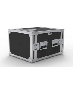 8U Heavy Duty Rack Flight Case