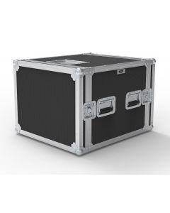 8U Foam Shockmount Rack Flight Case