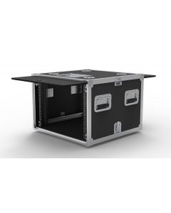 8U Slide & Slam Shockmount Rack Case