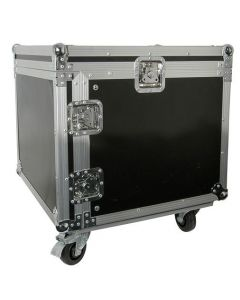8U 19 inch Equipment Rack with Wheels