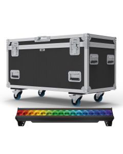 Chroma-Q Color Force II 48 - 6 Way Flight Case