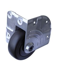 Corner Castor with Heavy Duty 75mm Diameter Wheel