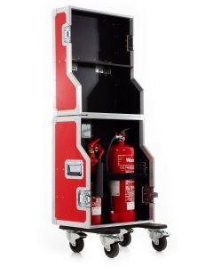 Fire Extinguisher Flight Case