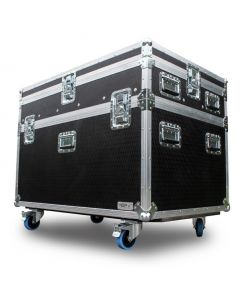 Multi-Stacking Modular Flight Case Trunk