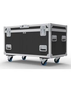 Heavy Duty Road Trunk Flight Case - 120cm