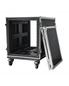 Custom Shockmount Lightweight Rack Case