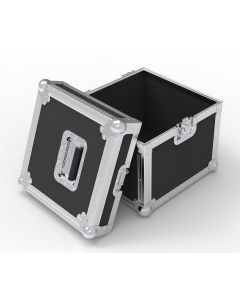 100 PIECE DELUXE 12 Inch LP FLIGHT CASE
