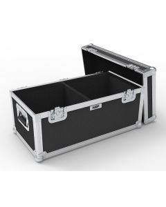 200 PIECE DELUXE 12 Inch LP FLIGHT CASE