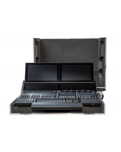 GRANDMA3 LIGHT Lighting Desk Professional Flight Case