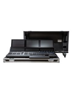 MA Lighting GrandMA3 Full-Size Lighting Desk Flight Case