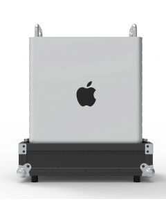 Apple Mac Pro Special Edition Flight Case with Wheels & Handle