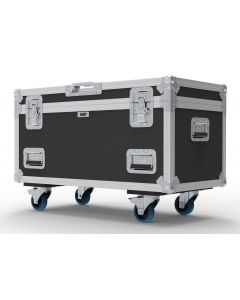 Heavy Duty Road Trunk Flight Case - 100cm
