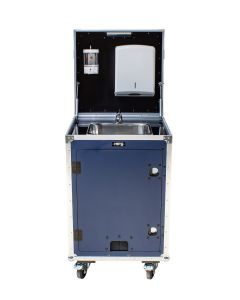 Portable Hand Wash Station Flight Case