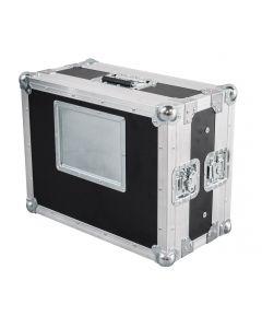 8U Rackmount Screen Flight Case