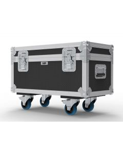 Heavy Duty Road Trunk Flight Case - 80cm