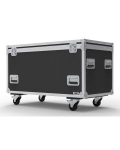 Cable Road Trunk Flight Case - 120cm