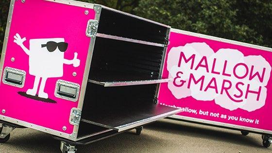(Flight) Case Study - Mallow & Marsh Custom Retail Cases
