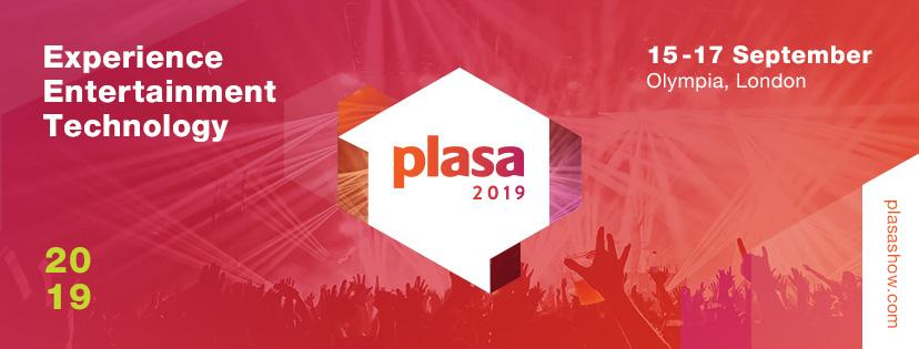NSP Cases to attend PLASA Show 2019 in London