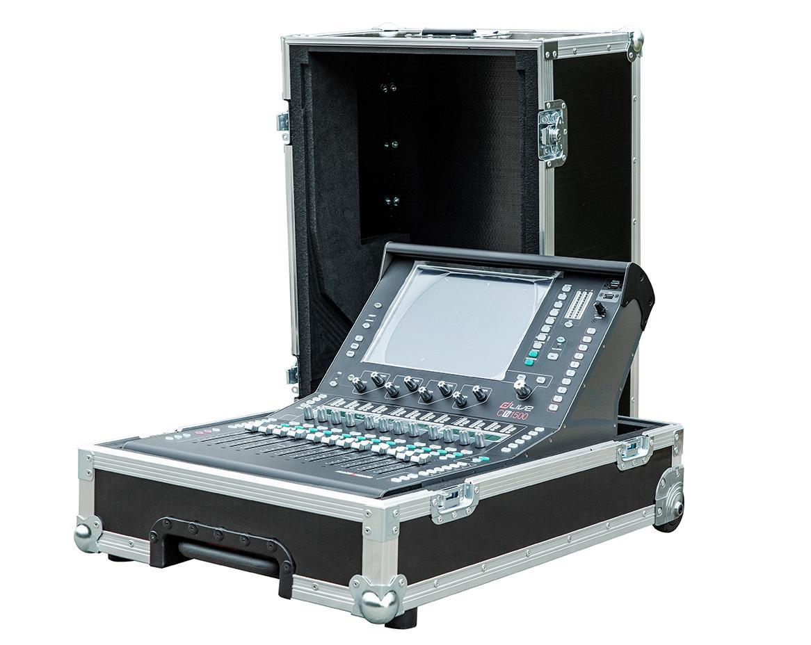 Allen & Heath DLive CTI1500 Flight Case   New Product Launch